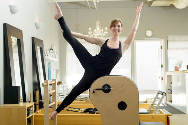 Dating-pilates-instructor