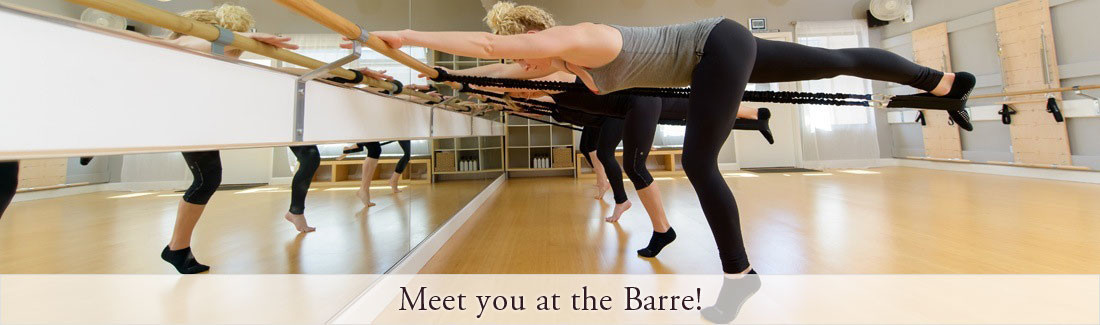 meet you at the barre in Santa Cruz